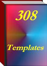 Thumbnail Web Site Templates - Package of 308 (zip) RESELL RIGHTS