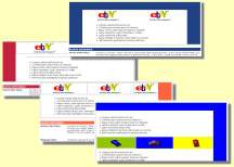 RESELL RIGHTS to 650 ebay Auction Templates - zip
