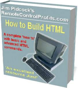 Want to learn how to Build HTML - Get this book (zip)